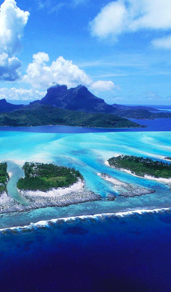 Awesome Reefs Bora Beach Wallpaper Wallpapers Amazon Kindle Fire