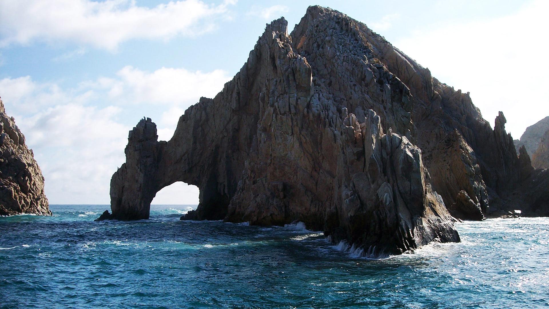 el arco de cabo san lucas wallpaper - beach wallpapers