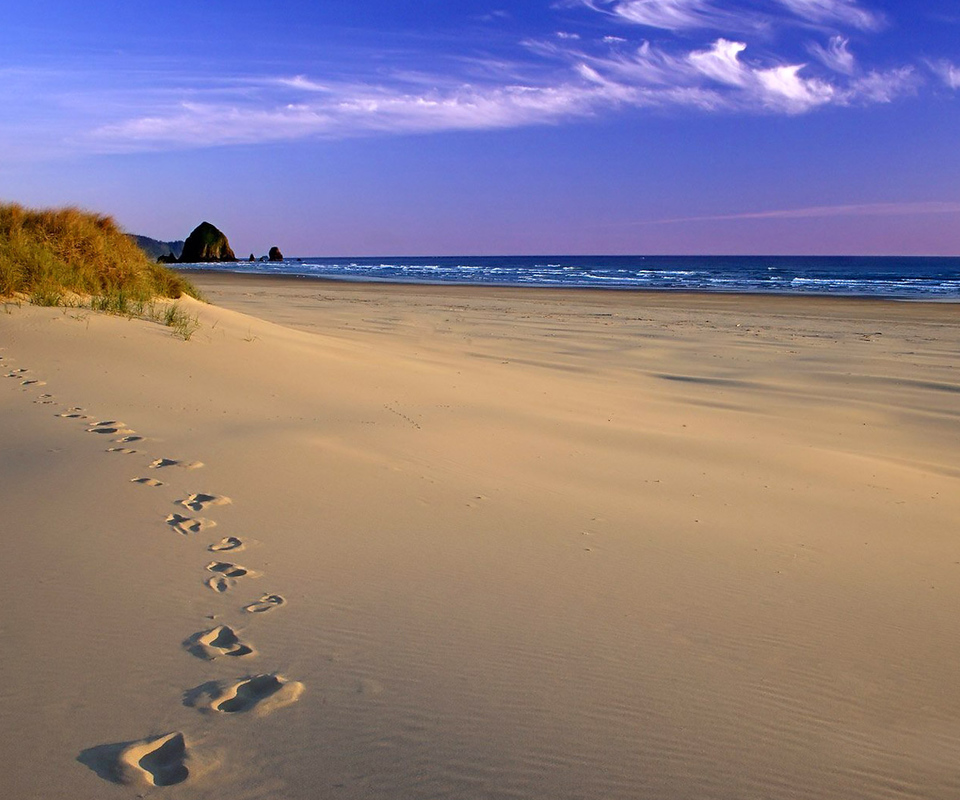 Sandy Beach: Sandy Beach Wallpaper