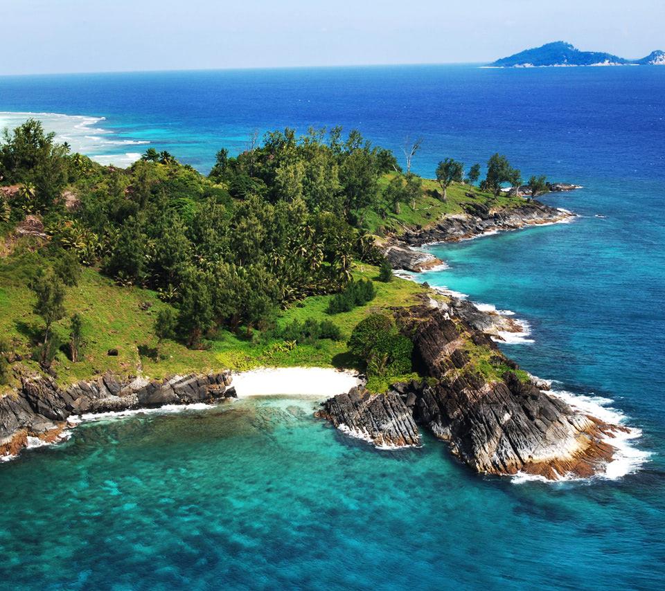 Seychelles Island Beaches: Silhouette Island, Seychelles