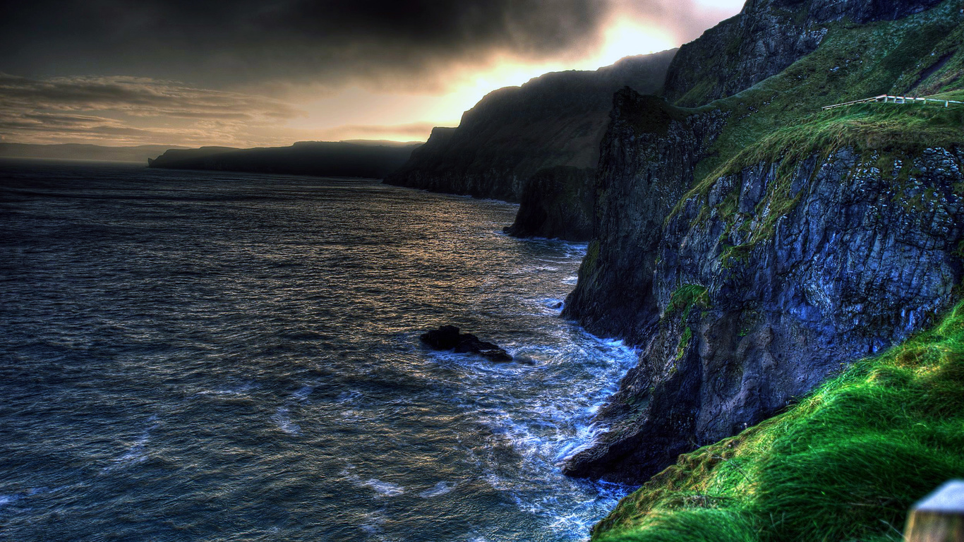 Most Inspiring Wallpaper Macbook Landscape - the-wallpaper-of-amazing-coastline-of-ballintoy-in-northern-ireland-1366x768-591  Pic_321034.jpg