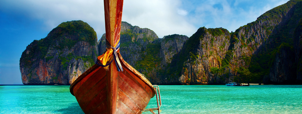 Beautiful Thailand beach wallpaper