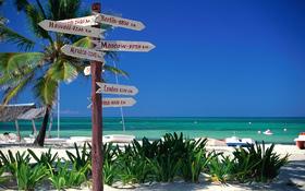Santa Lucia, Cuba beach wallpaper