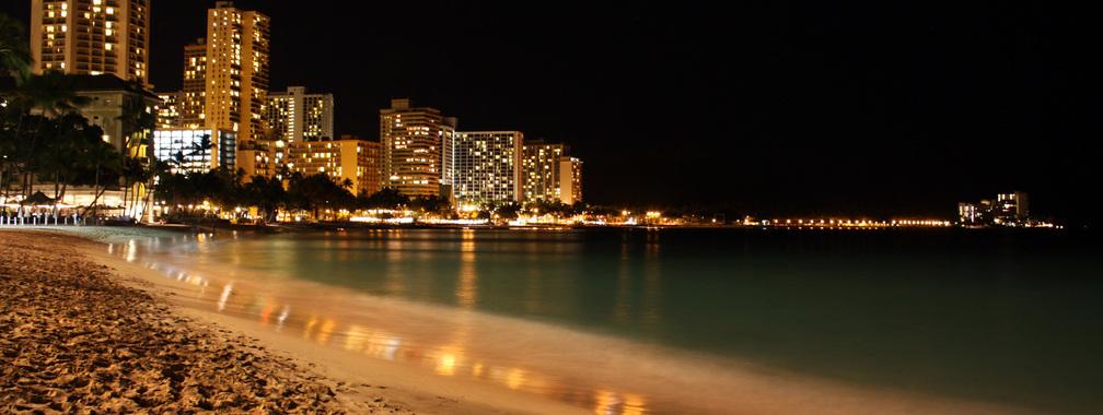 Waikiki beach wallpaper