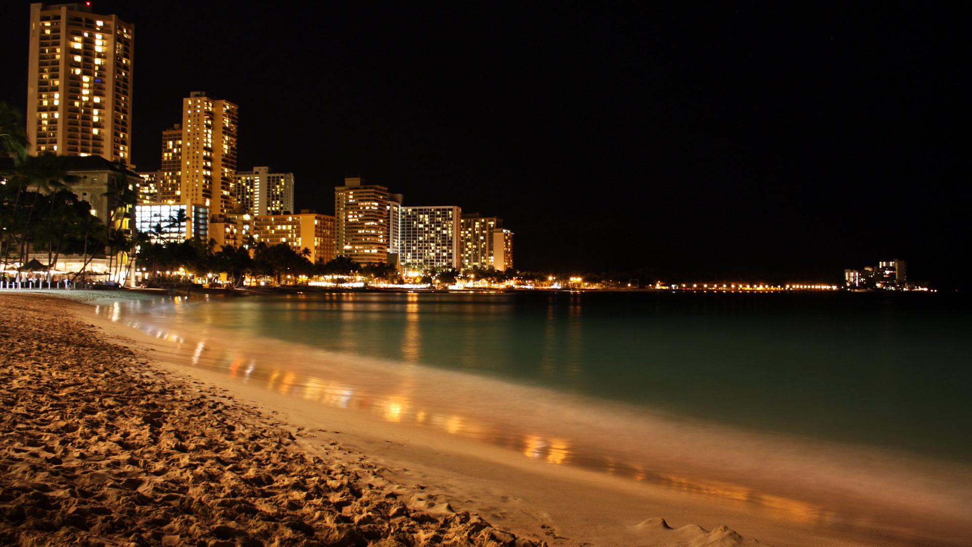 Waikiki Beach Wallpaper Beach Wallpapers