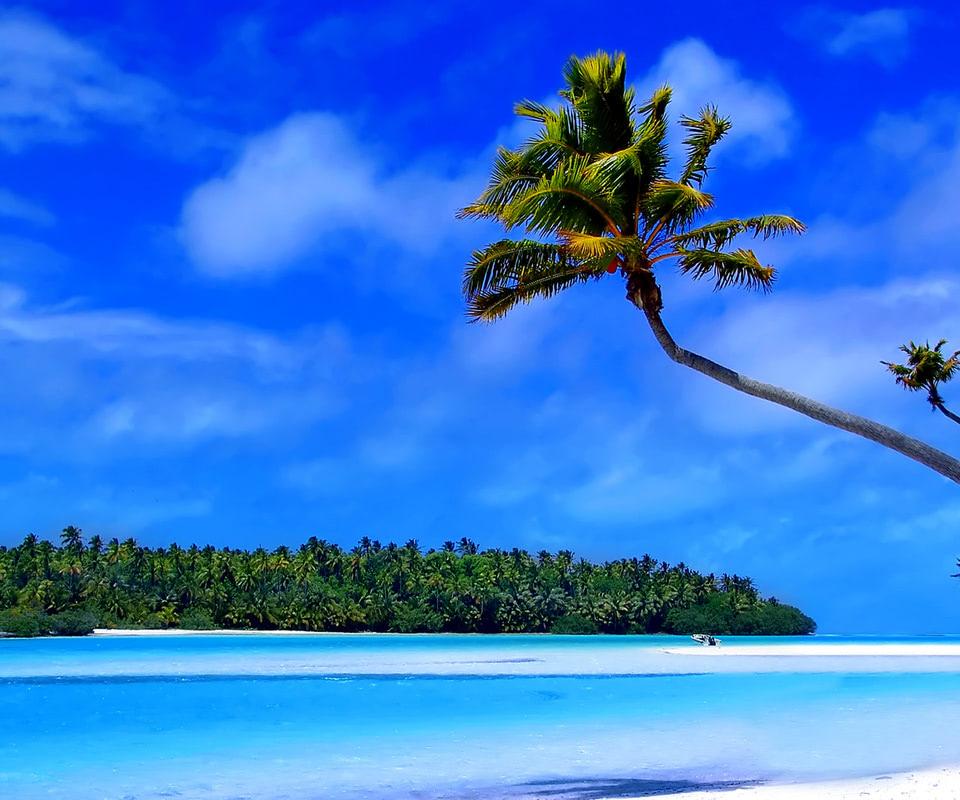 Caribbean Beach: The Caribbean Islands Wallpaper