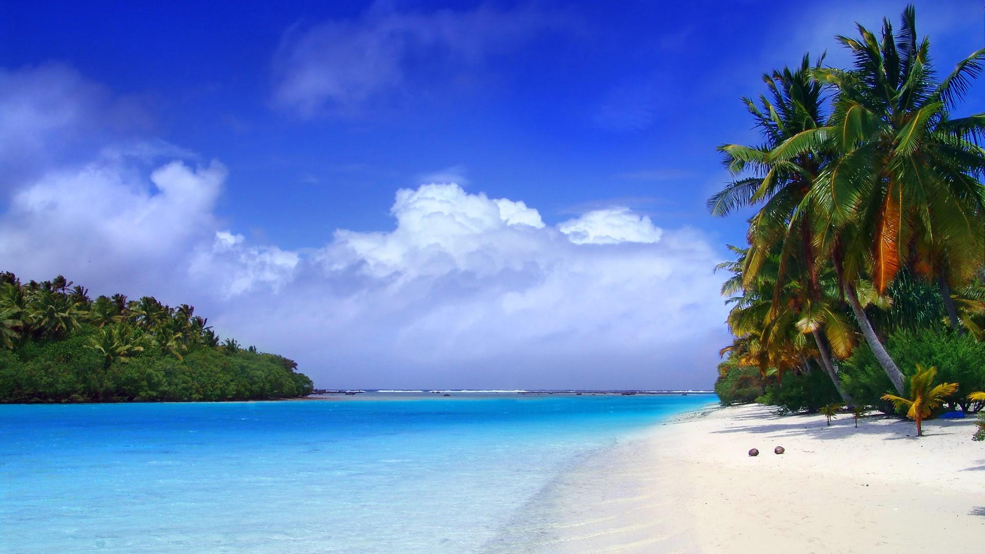 Paradise Beach Wallpaper Beach Wallpapers