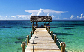 Bahamas Wallpaper – New Providence Island