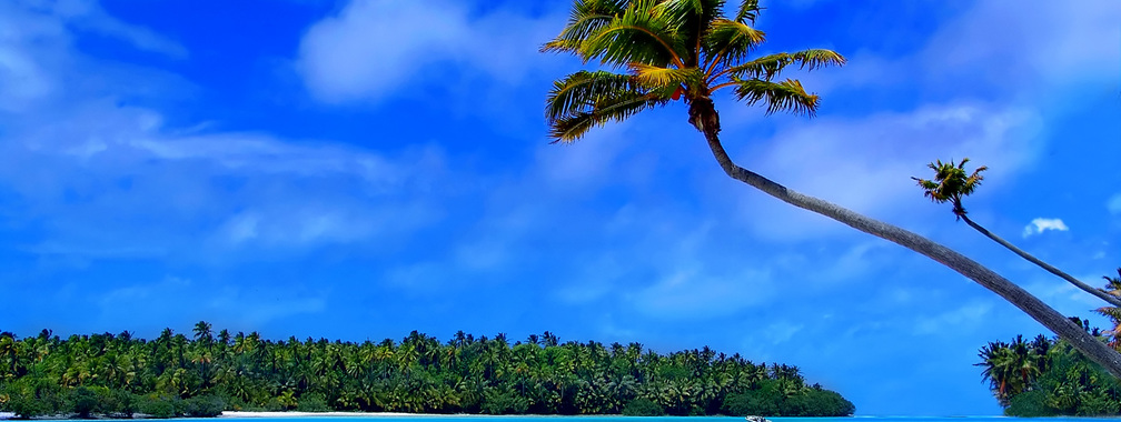 The Caribbean islands wallpaper
