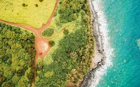 Colorful beach in Haiku-Pauwela, Hawaii, United States