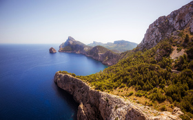 Island of contrasts and diversity in Mallorca, Spain
