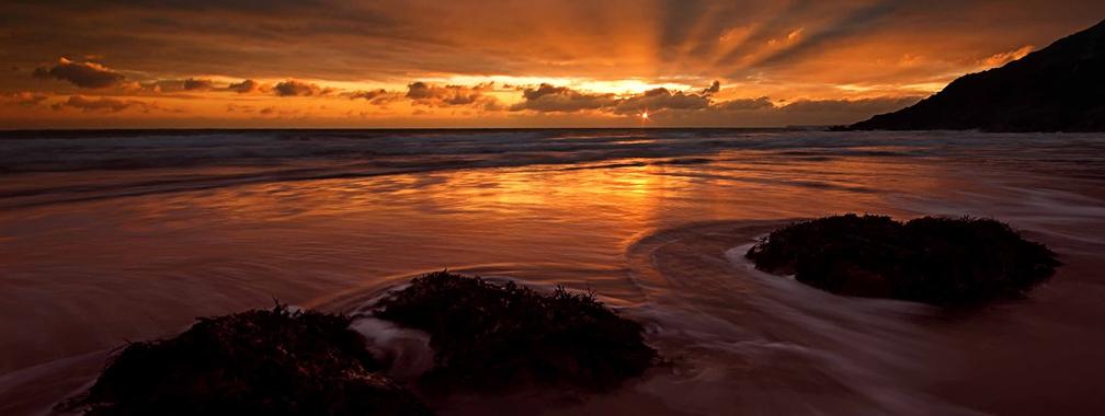 Ocean Sunset Wallpaper Beach Wallpapers