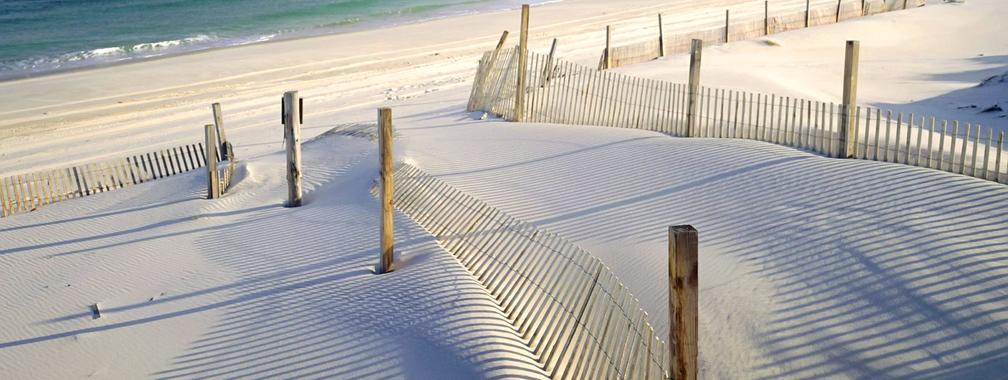 White sandy beach wallpaper