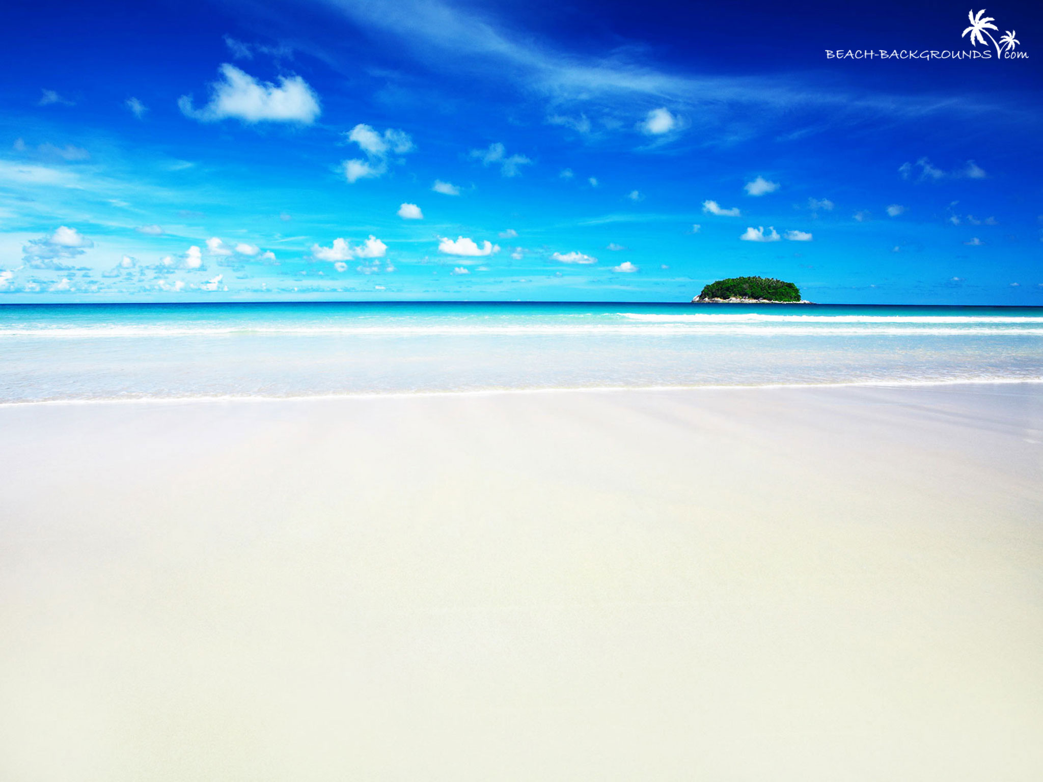 awesome white sand beach - beach wallpapers