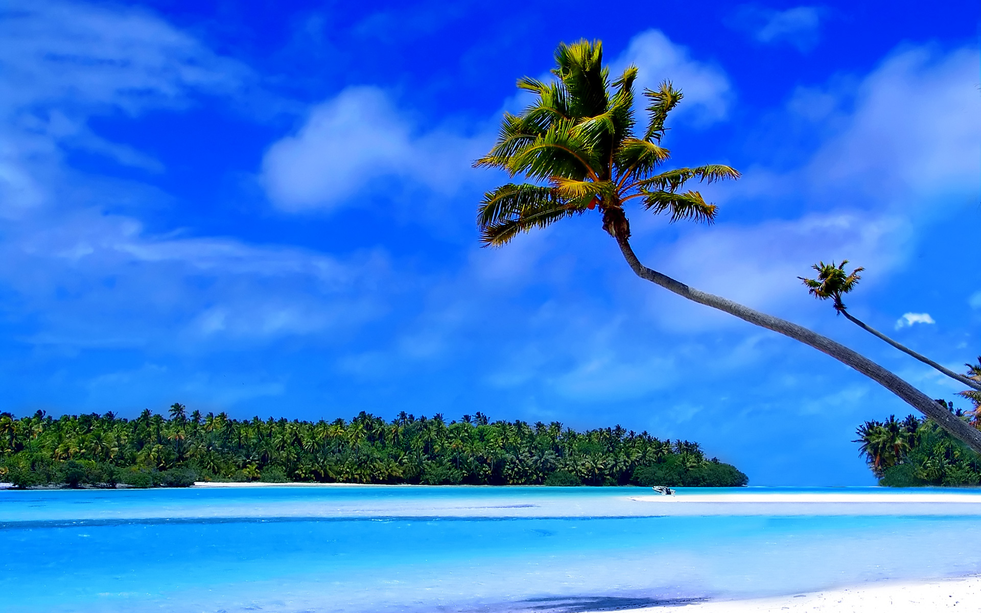 Caribbean Beaches Islands: The Caribbean Islands Wallpaper